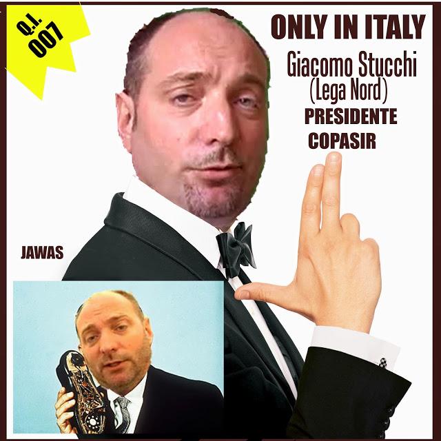 Giacomo Stucchi Copasir Lega