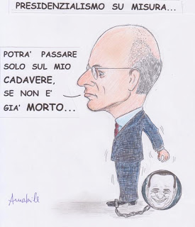 Presidenzialismo, Enrico Letta
