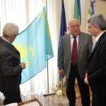 vendola ambasciatore kazako
