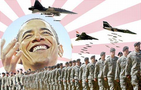 Obama-Sirya