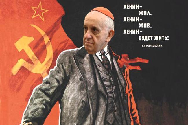 bergoglio-comunista
