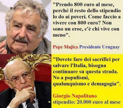 Mujica Napolitano
