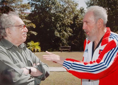 Fidel Castro, Gabriel Garcia Marquez