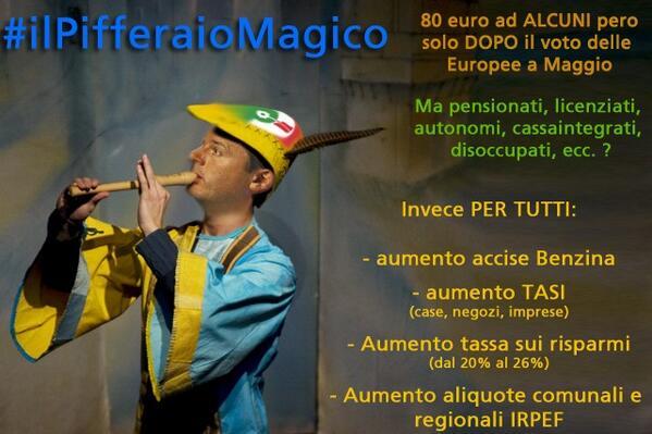 pifferaio magico