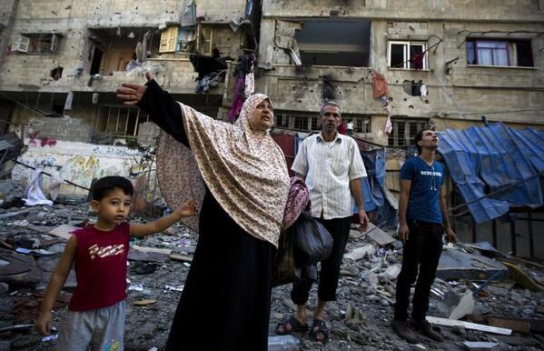 palestina 75 vittime