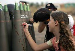 Ragazze israeliane felici