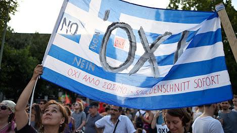 oxi bandiera